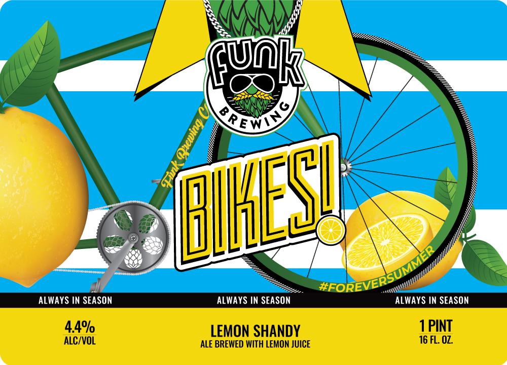 Bikes! Lemon