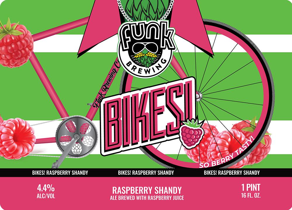 Bikes! Raspberry