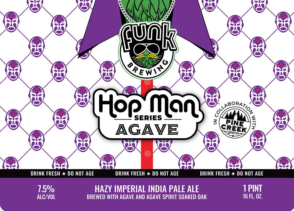 Hop Man Agave