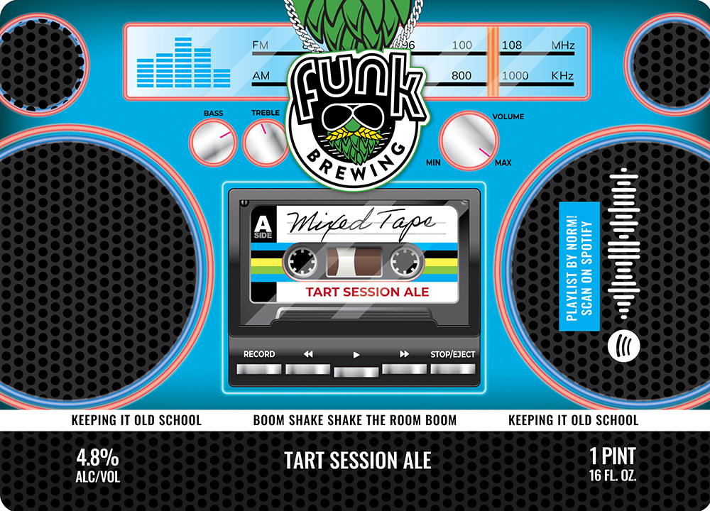 Mixed Tape – Tart Session Ale
